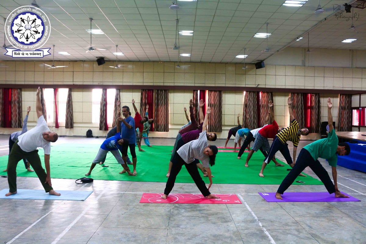 3rd International Day of Yoga celebrated in IITs