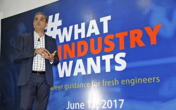 TalentSprint in association with The Hindu launches #WhatIndustryWants