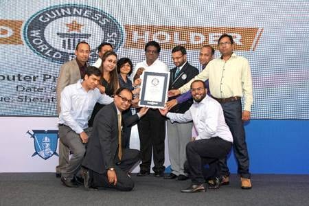 TechGig wins the Guinness World Record by beating the likes of the USA and China to create the biggest programming event