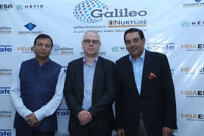 iNurture partners with Galileo, Europe's Leading Education Group, to bring global education to India