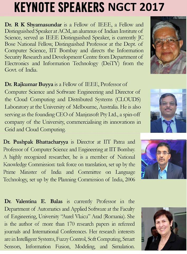 "UPES presents International conference on ""Smart and Innovative Trends for Next Generation Computing Tecnologies""; invites research papers"