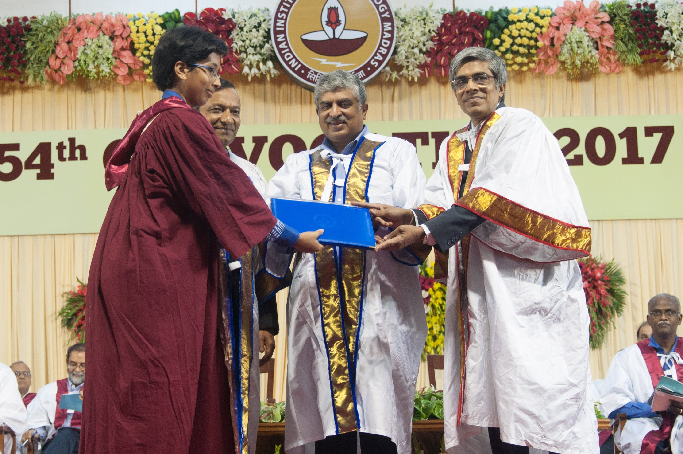 IIT Madras 54th Convocation: A total of 2,263 degrees were awarded this year