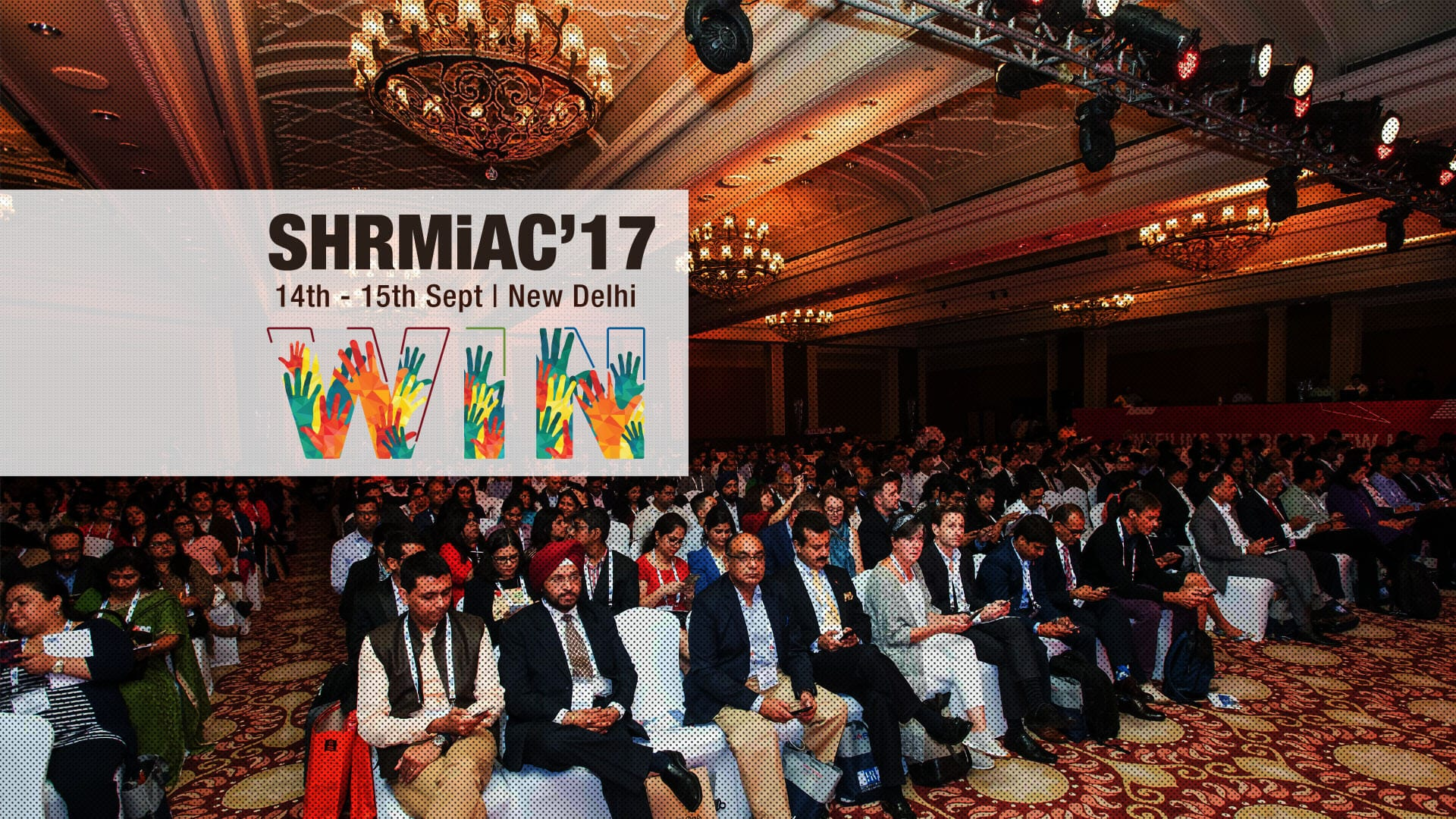 SHRM India to host India's leading HR and business conference in September 2017