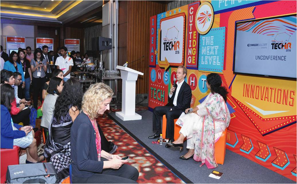 People Matters TechHR 2017 - Asia's Largest HR Technology Conference on 03-04 August