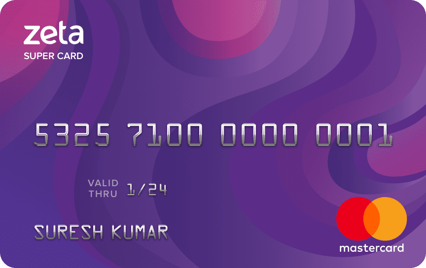 Make payments with your company ID card, using Zeta
