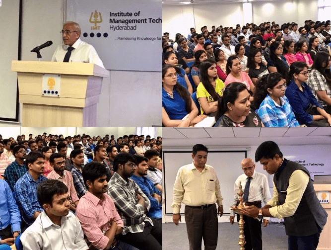 IMT Hyderabad class 2019 breaks record in gender diversity with highest number of girl students