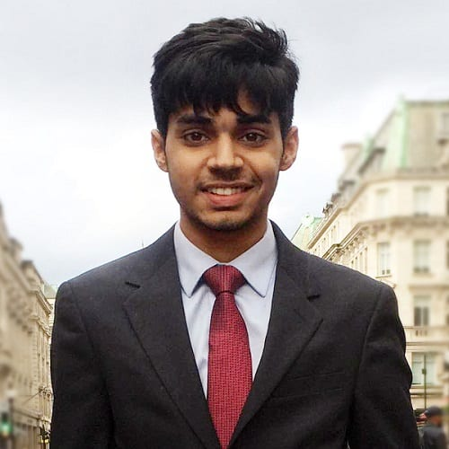 Cyber-security expert Trishneet Arora in GQ's The 50 Most Influential Young Indians list