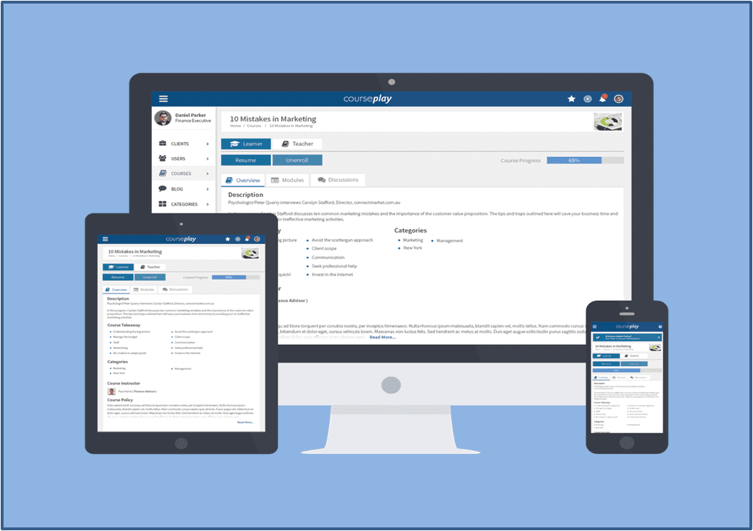 Courseplay launches version 3.0 of its cloud-based training and employee engagement software