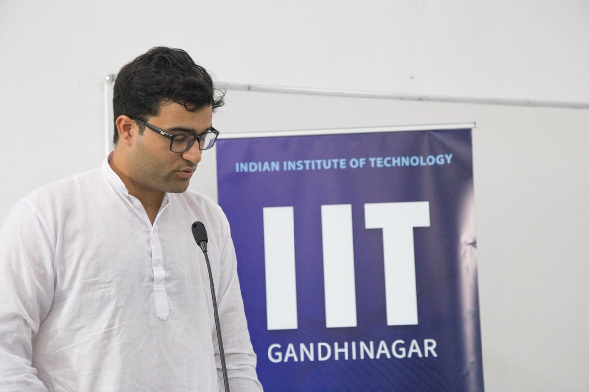 Admission open for Start-early PhD fellowship programme July 2018 at IIT Gandhinagar