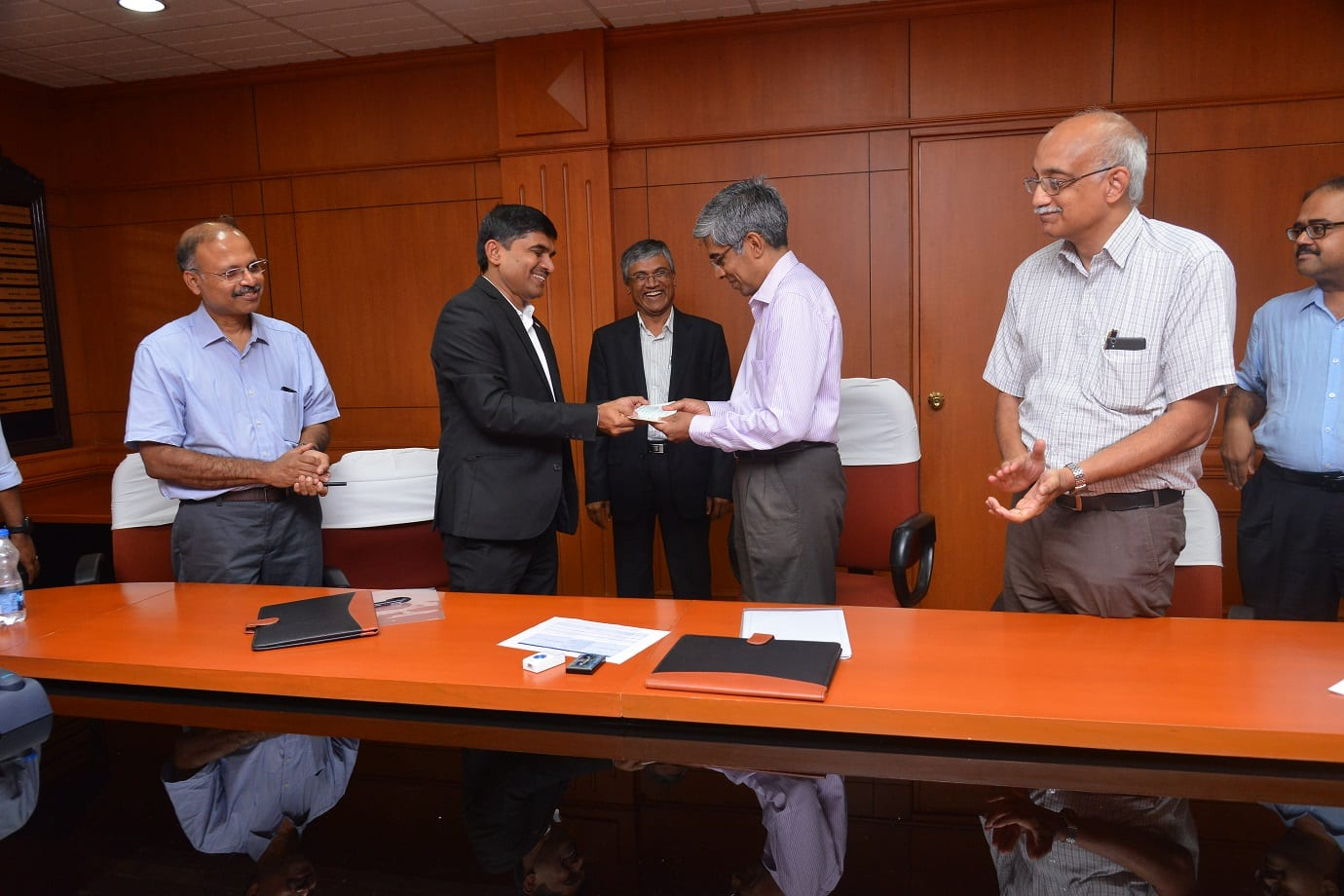 IIT Madras signs MoU with Robert Bosch Engineering and Business Solutions to set up research centre to address data sciences and artificial intelligence