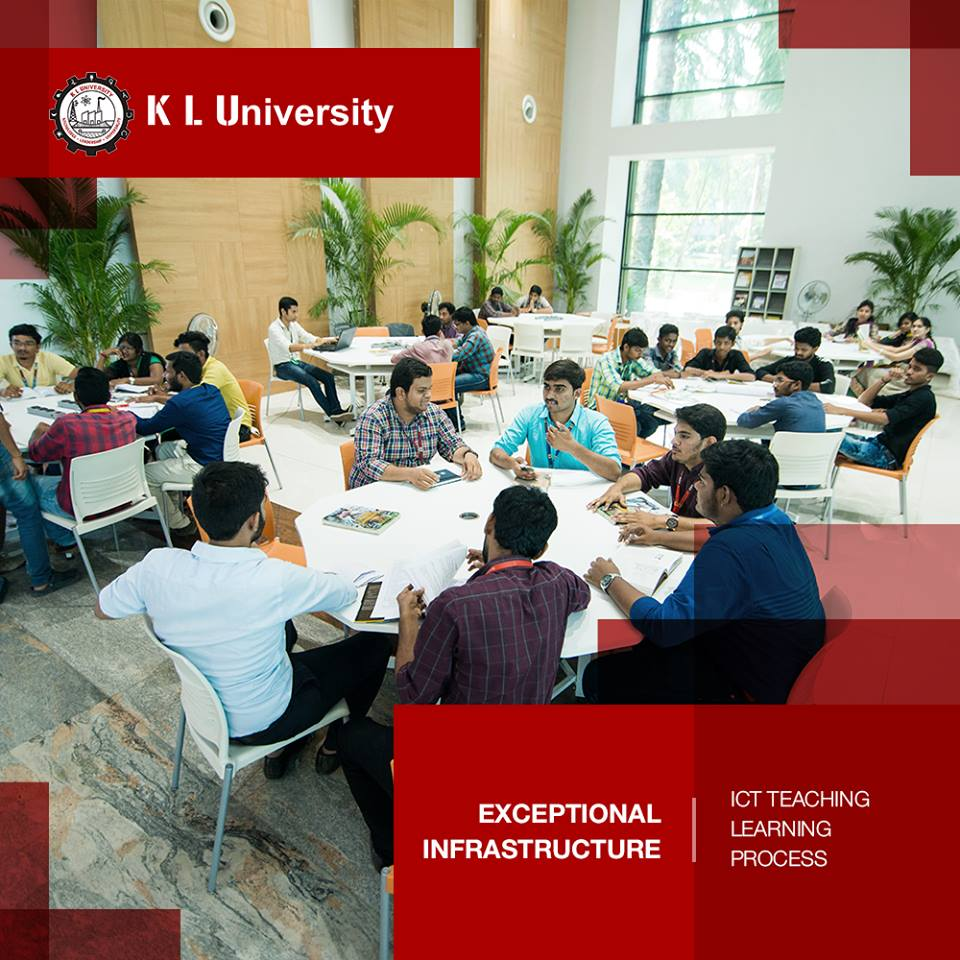 Faculty recruitment drive by K L University, Guntur ! Apply now