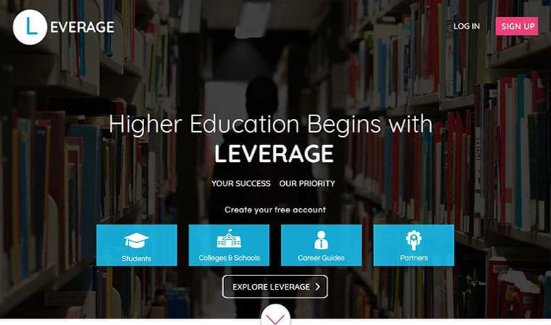 Top Industry and Academia come together to invest in Ed-tech company Leverage Edu