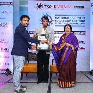 Praxis Media announces winners of its National Business Leadership & Service Excellence Awards 2017