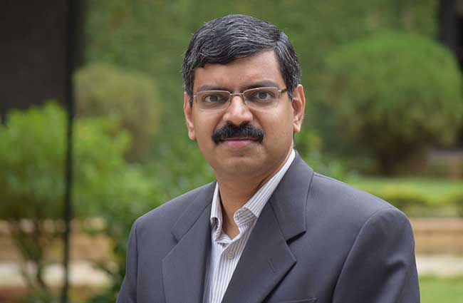IIM Bangalore-Prof. Rejie George Pallathitta's co-authored paper among 6 finalists of the Carolyn Dexter Award