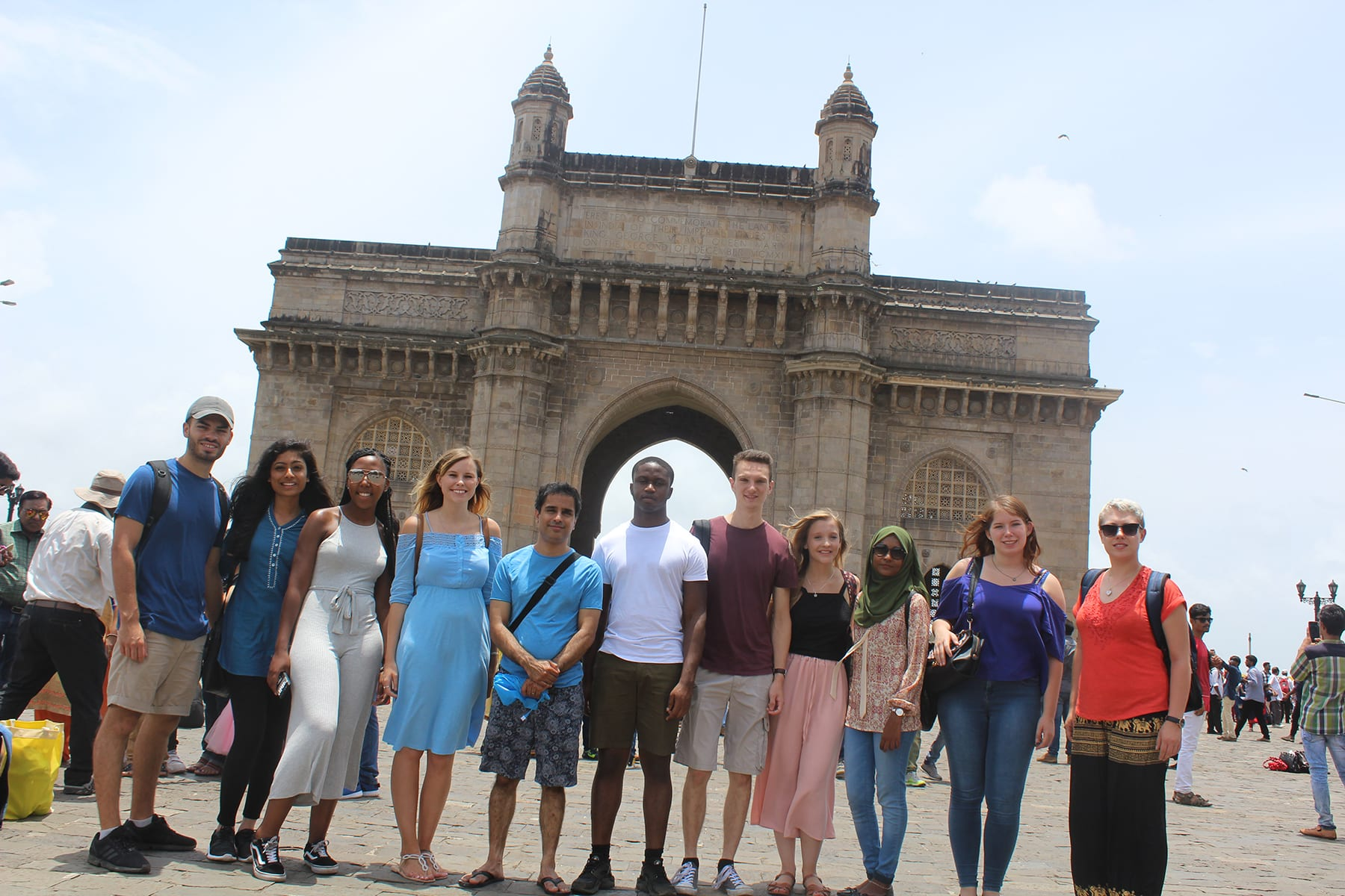 University of Southampton students are engaged in Spark India 2017 Fellowship Programme in suburban Mumbai