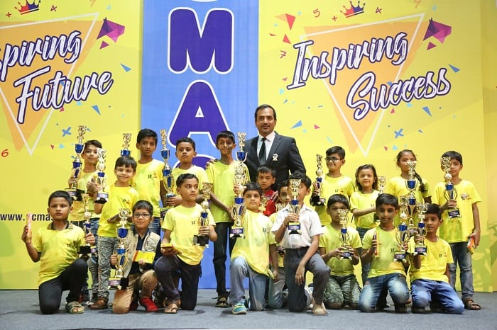 16th National UCMAS Competition Creates Record