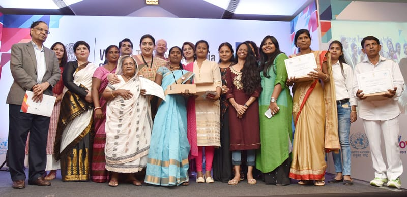 Find winners of the Women Transforming India Awards 2017 instituted by NITI Aayog