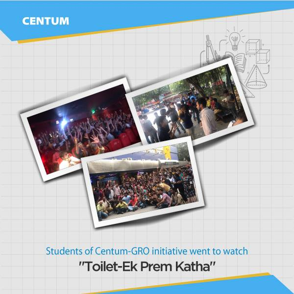 Centum Foundation, Sanket Foundation and PVR Anupam come together to organize special viewing of 'Toilet: Ek Prem Katha' for the deaf