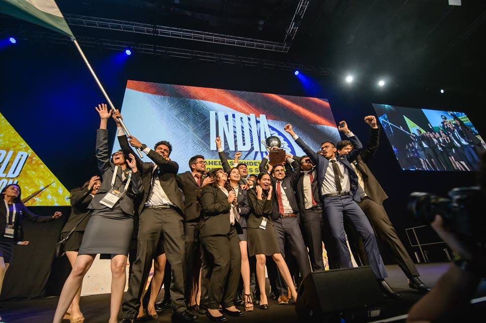 India wins Enactus World Cup 2017 in London; the best social innovation projects created by global university teams