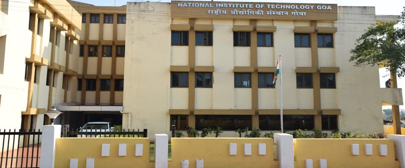 National Institute of Technology (NIT) Goa hiring faculty positions and non-teaching posts