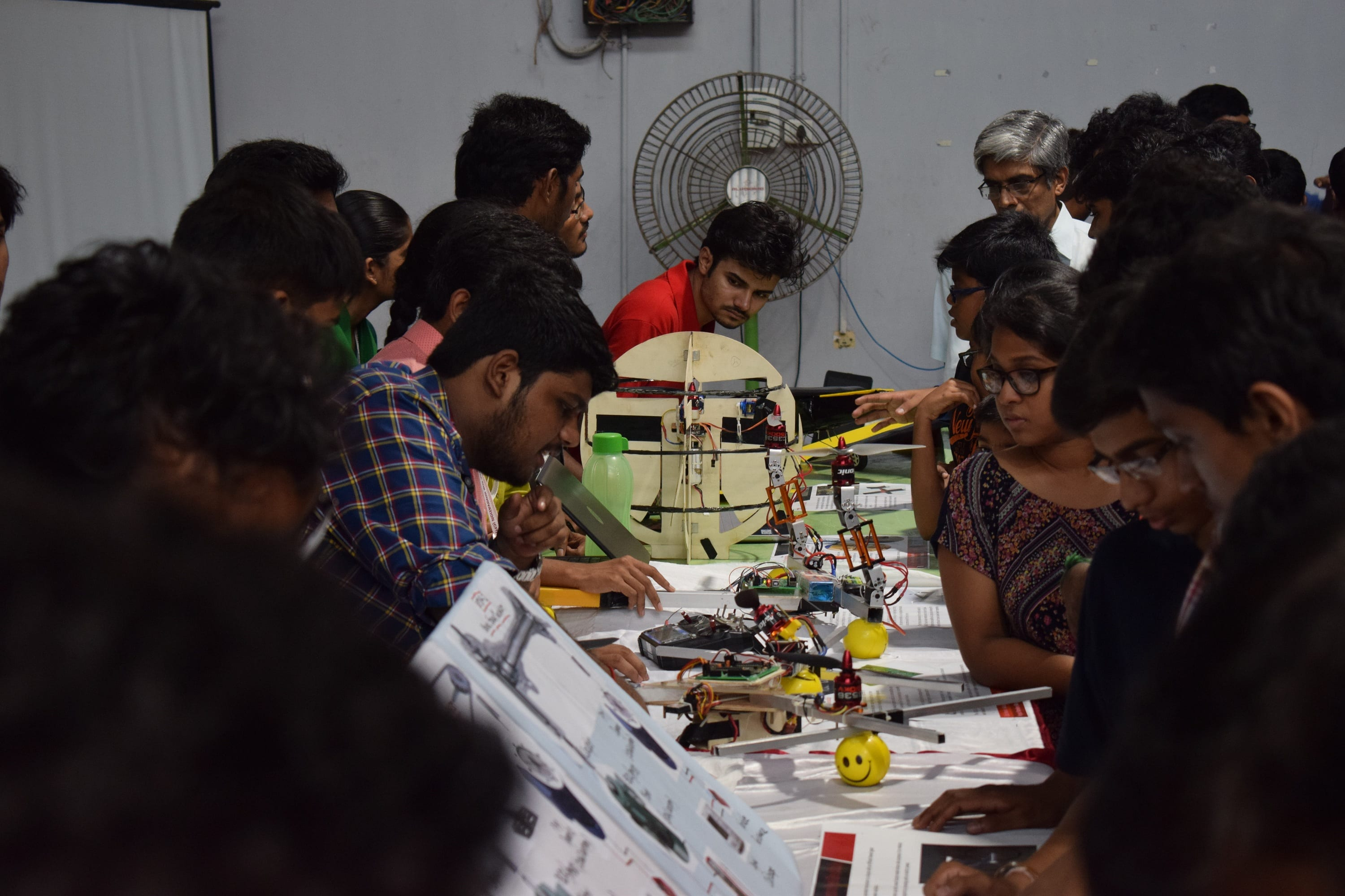 IIT Madras students showcase innovations, ranging from Formula Race Cars to Autonomous vehicles