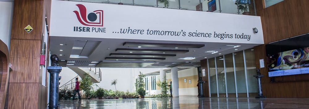 Indian Institute of Science Education and Research (IISER), Pune PhD Admission (Chemistry)