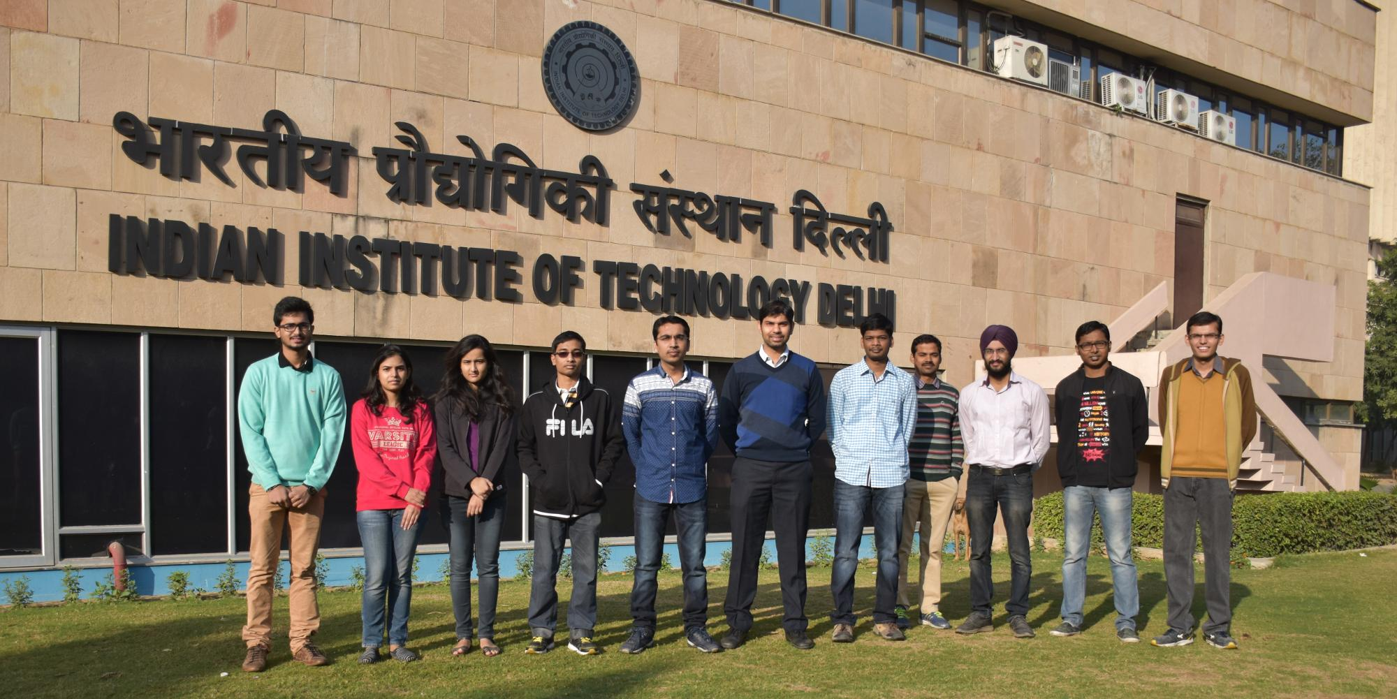 IIT Delhi notifies admission process for PhD & MS (Research) Semester II 2017-18