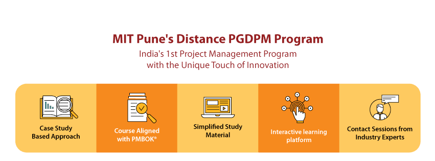 MIT School of Distance Education launches its flagship Post Graduate Diploma course in project management digitally