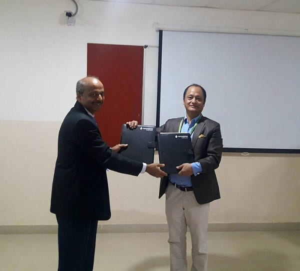 National Banking Institute (NBI), Nepal Signed Memorandum of Understanding (MoU) with Manipal Global Education Services
