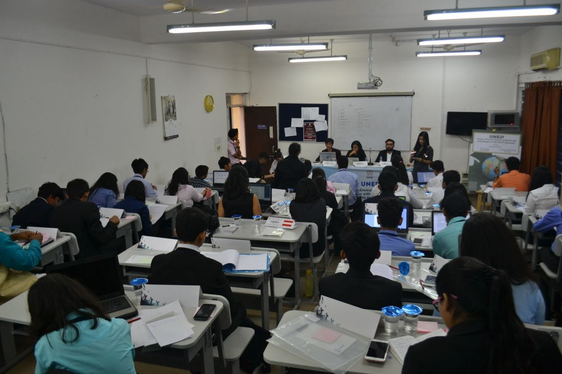 Spectra Genie Model United Nations conference successfully concluded at IIMC