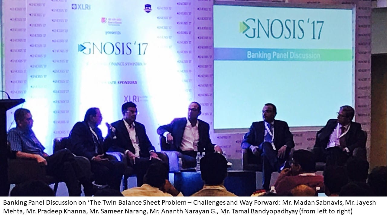 "Industry Experts Discussed on ""Financial Services in India: The Road Ahead"""