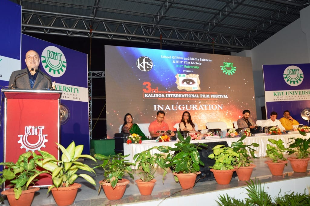 3rd Kalinga International Film Festival kicks off at KIIT Bhubaneswar