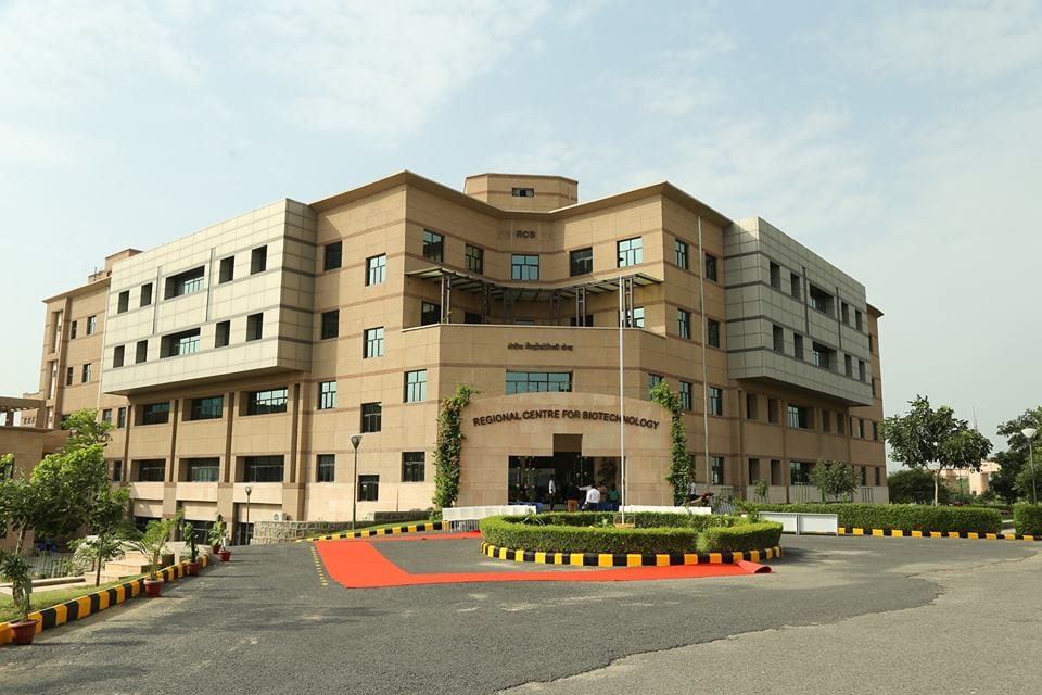 Regional Centre for Biotechnology (RCB) Gurgaon recruiting 21 academic positions ! Apply now