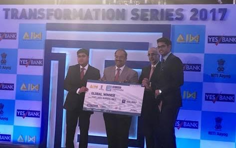 IIM Shillong emerges winner of India's largest Case Study Challenge – YES BANK Transformation Series