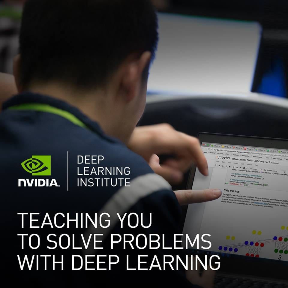 Over 5,000 Indian Developers in 6 cities acquire deep learning skills, prepare for AI Era at NVIDIA Developer Connect 2017