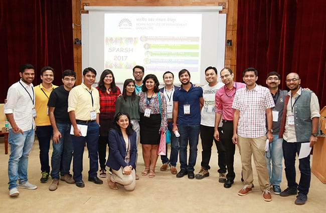 IIM Bangalore EPGP alumni come together at 'Sparsh' on Dec 18 to discuss life after EPGP