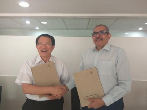 IIT Bombay and National Chiao Tung University (NCTU), Taiwan sign agreement #PhD #IITBombay