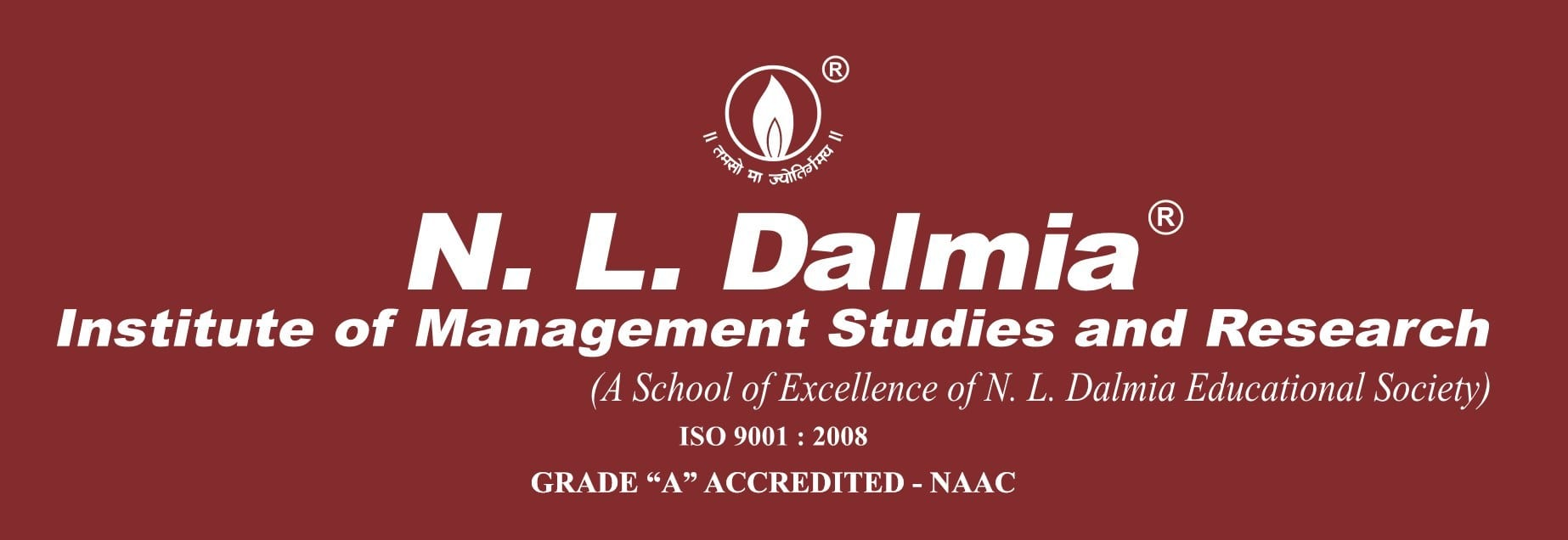 N L Dalmia partners up with the Global Analytics Leader - SAS Institute Pvt. Ltd. for Post Graduate Programs in Big Data and Advanced Analytics