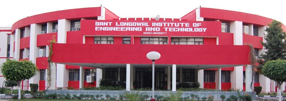 PhD Admission open in Sant Longowal Institute of Engineering & Technology (SLIET)