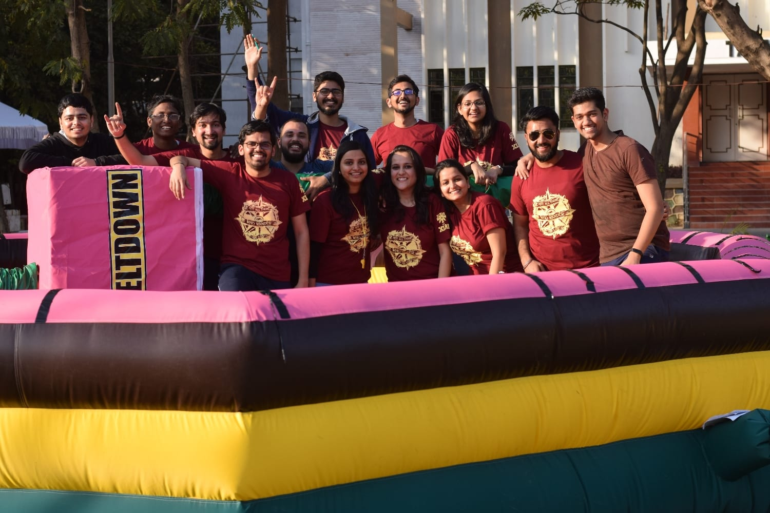 Maelstrom 2018: XLANC brings adventure and fun to XLRI campus