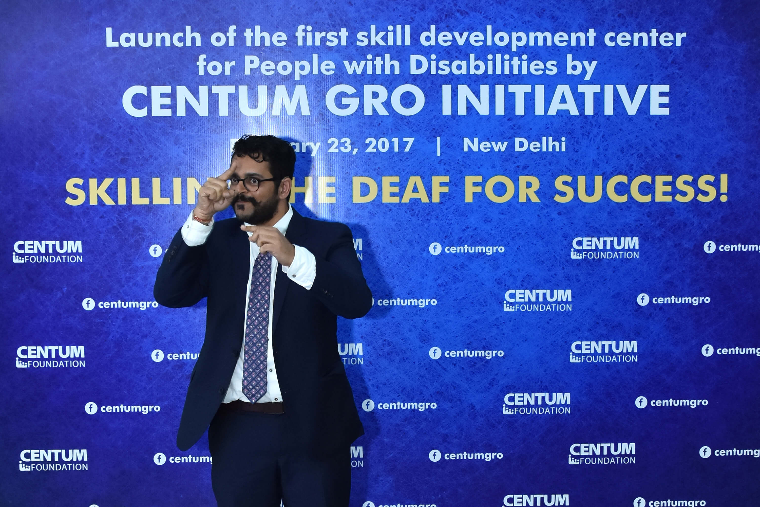 Deaf candidates face multiple challenges in job markets: Interview with AVP – Centum Foundation