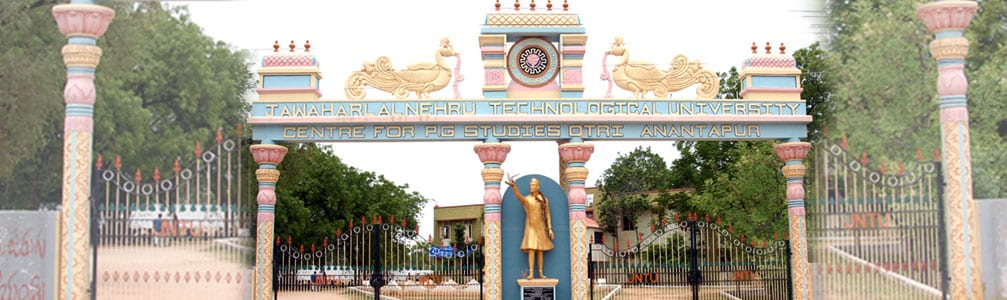 Jawaharlal Nehru Technological University (JNTU) Anantapur recruiting 133 faculty posts