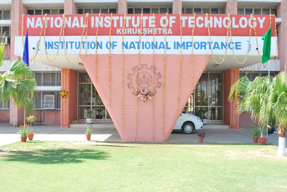NIT Kurukshetra is recruiting 36 Associate Professors ! Apply now