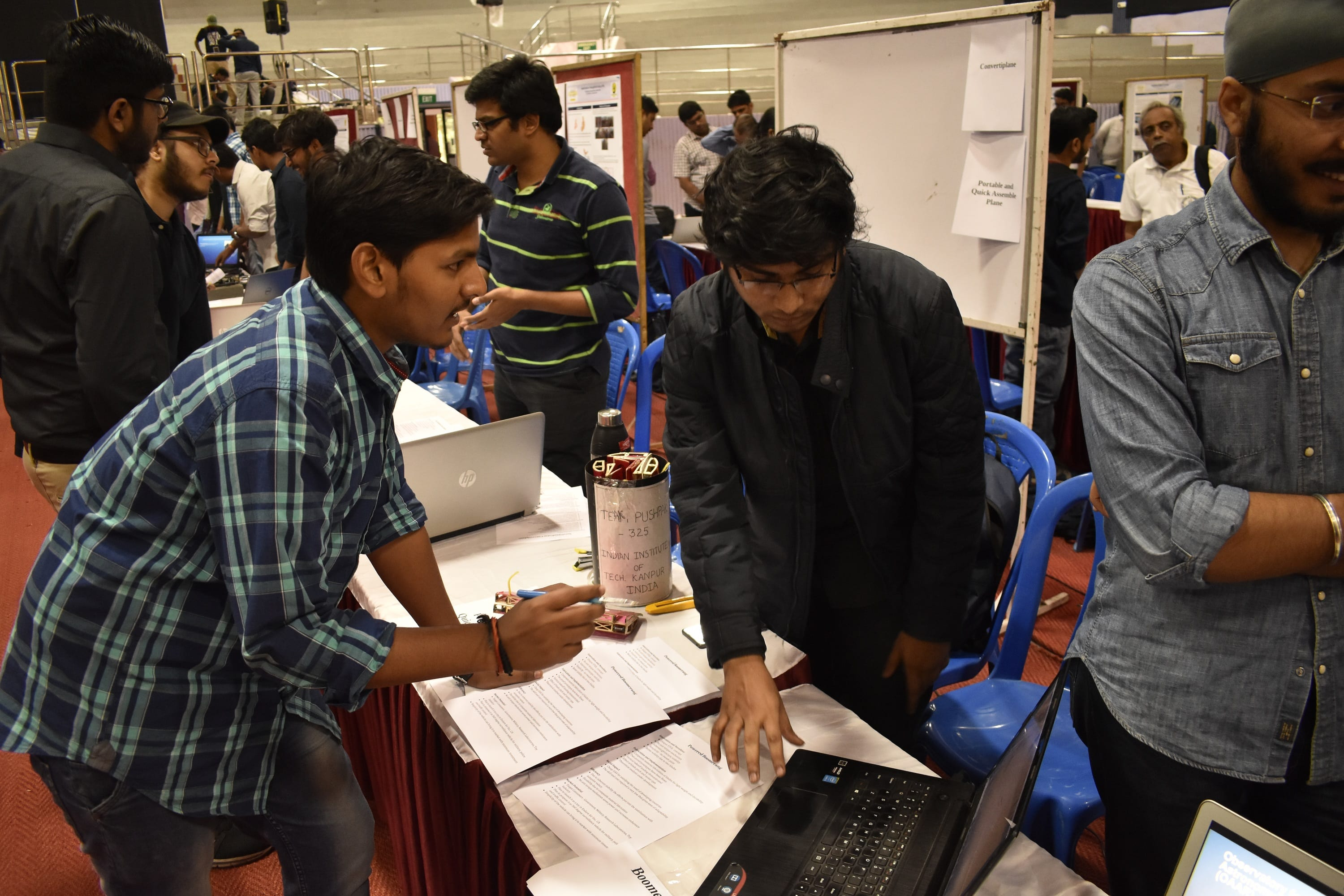 IIT Madras hosts 6th Inter-IIT Tech Meet 2018; Students of 19 IITs come up with technological solutions to pressing problems in various fields
