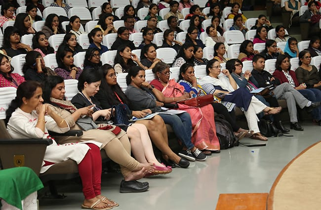 Women in Management Club at IIM Bangalore hosts Women Leadership Summit 2018