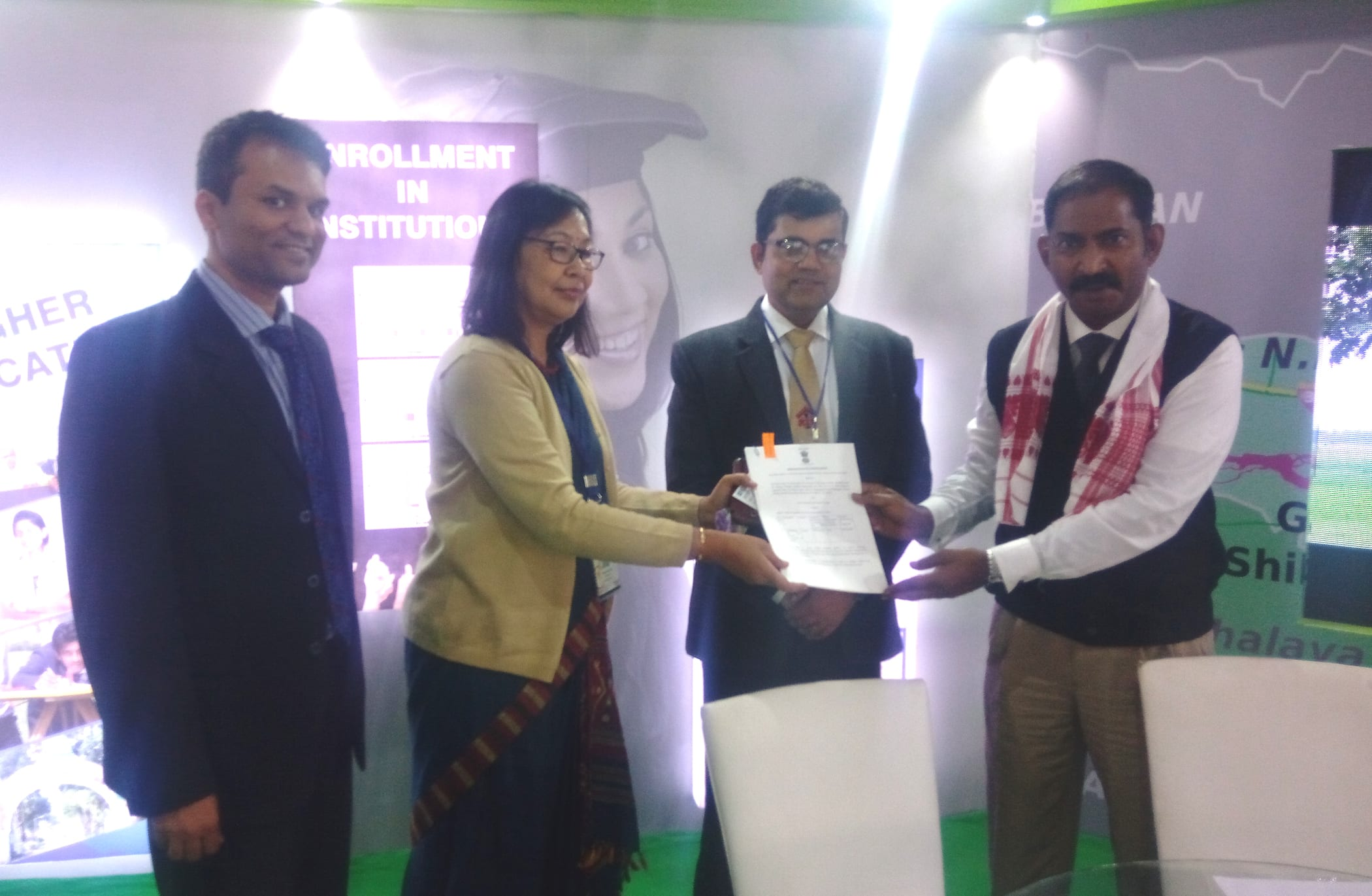 AISECT Group of Universities signs MoU with the Government of Assam to set up Dr CV Raman University in the State