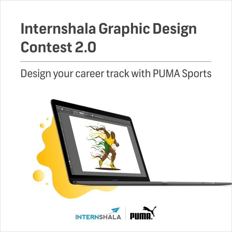Internshala launches the second edition of Graphic Design Contest in association with PUMA