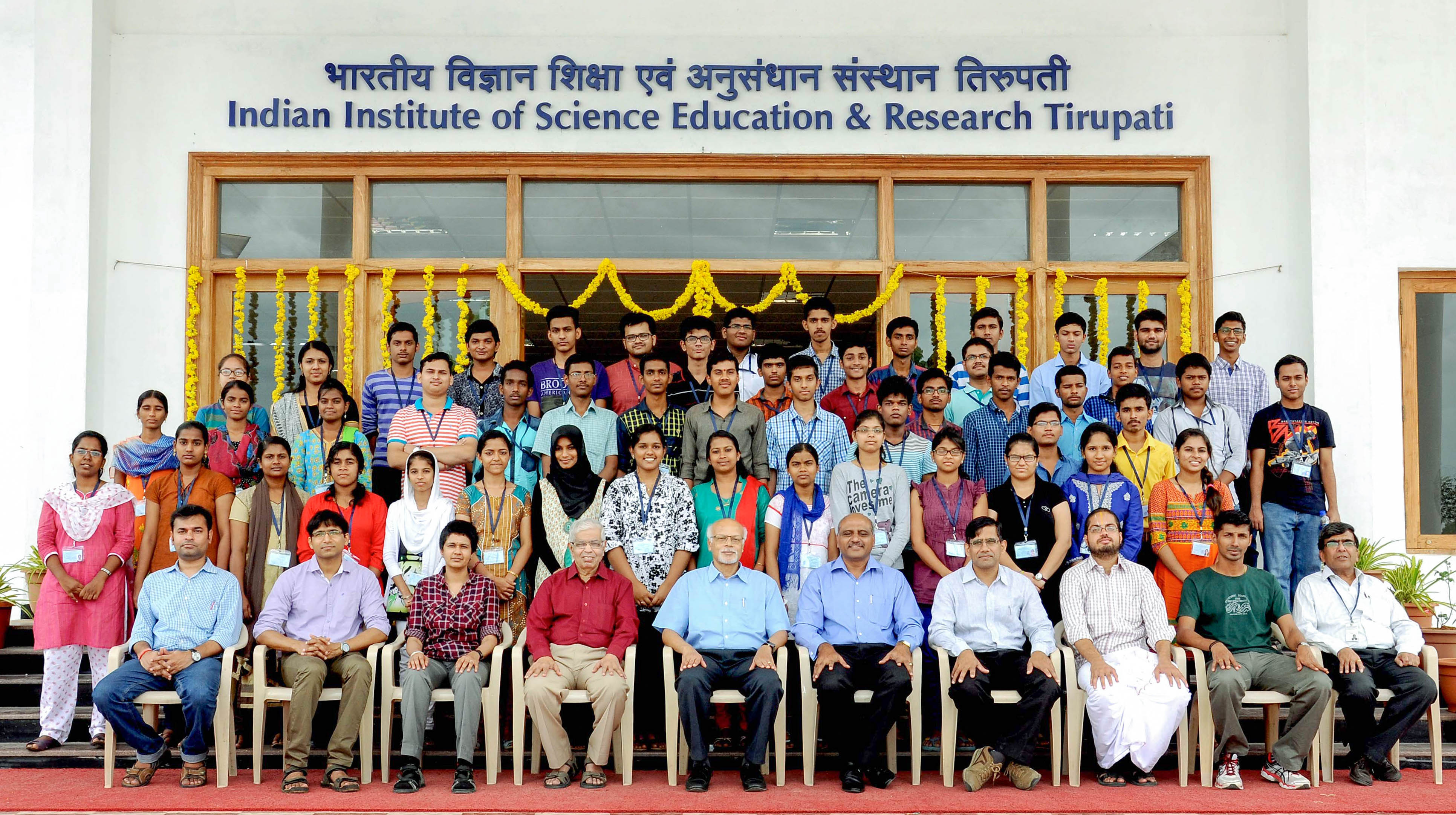 IISER Tirupati hiring Faculty Posts ! Apply now