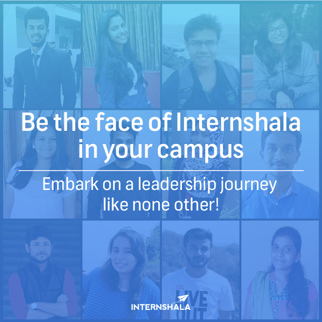 Internshala launches the 9th edition leadership program for college students