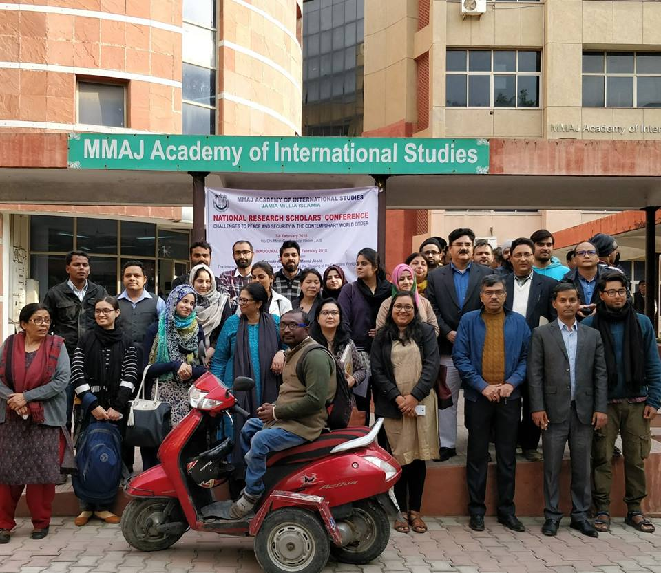 MPhil & PhD Admission 2018-19 open in Jamia Millia Islamia, Delhi